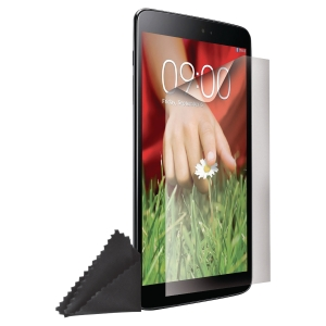 "Universal Screen Protector 2-pack for 7-8"" tablets"
