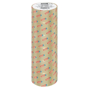 TESA 4195 PACKAGING TAPE PP 50X66M CLEAR