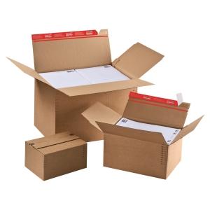COLOMPAC CP141.201 ADJ/H POST.BOX A4 BROWN