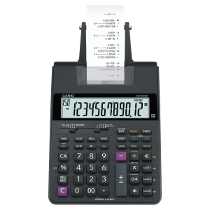 CASIO HR-150RCE PRINTING CALCULATOR