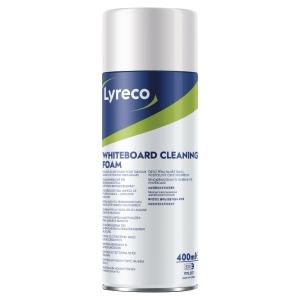 LYRECO WHITEBOARD CLEANING FOAM - 300ML CAN