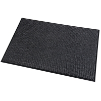 PAPERFLOW MICROFIBER DOOR MAT 60X90 GREY