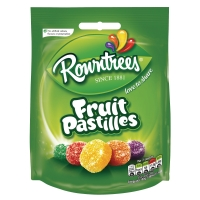 NESTLE FRUIT PASTILLES SHARE BAG - PACK OF 12