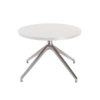 OTIS WHITE MODERN COFFEE TABLE