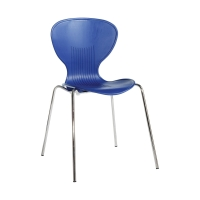 SIENNA BLUE DINING CHAIR - PACK OF 4