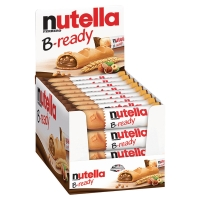 NUTELLA B-READY BARS - PACK OF 36