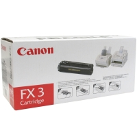CANON FX3 ORIGINAL FAX TONER CARTRIDGE