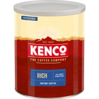 KENCO RICH INSTANT COFFEE TIN 750G