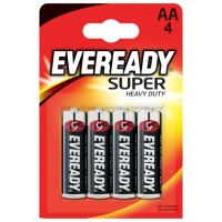 PK4 EVEREADY BATTERY AA