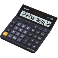 CASIO DH-12TER DESKTOP CALCULATOR