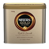 NESCAFÉ Gold Blend Instant Coffee Tin 750g