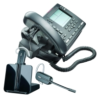 PLANTRONICS CS540 DECT HEADSET SOLUTION WITH HL10 HANDSET LIFTER