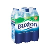BUXTON MINERAL WATER 1.5 LITRE - PACK OF 6