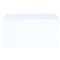 LYRECO ENVELOPES DL 90 GRAM 100 PERCENT RECYCLED WHITE - BOX OF 1000
