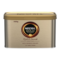 NESCAFÉ Gold Blend Instant Coffee Tin 500g