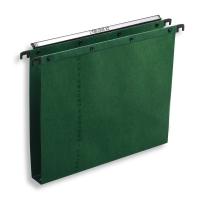 ELBA ULTIMATE GREEN FOOLSCAP SUSPENSION FILES 30MM BASE - BOX OF 25