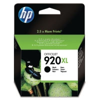 HP 920XL High Yield Black Original Ink Cartridge (CD975AE)