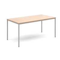 STACKABLE MULTIPURPOSE TABLE 1600MM BEECH