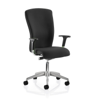 POISE HIGH BACK OPERATORS CHAIR BLACK