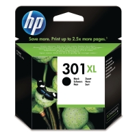 HP 301XL High Yield Black Original Ink Cartridge (CH563EE)