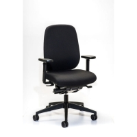 D-LINE 5156 SYNCHRO CHAIR BLACK