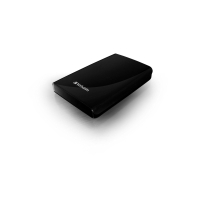 VERBATIM 2.5   PORTABLE USB 3 HARD DRIVE 1TB BLACK