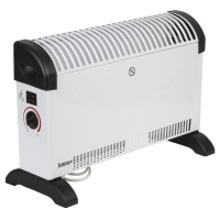 2.0KW CONVECTOR HEATER WITH THERMOSTAT