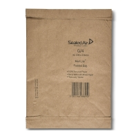 MAIL LITE PADDED BAGS G4 238 X 336MM - BOX OF 50