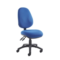 STANZO HIGH BACK CHAIR BLUE
