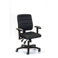 INTERSTUHL 4402 YOUROPE SYNCHRON CHAIR BLACK
