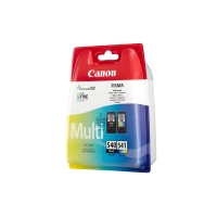 CANON PG-540/CL-541 INKJET CARTRIDGE MULTIPACK - BLACK AND COLOUR