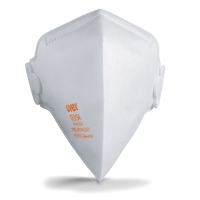 UVEX SILV-AIR C 3200 FFP2 VERTICAL FLATFOLD RESP MASKS (BOX OF 30)