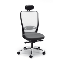 INTERSTUHL YOUNICO PRO 3486 MESH CHAIR BLACK