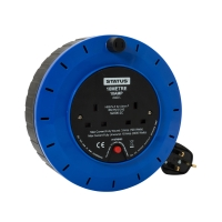 2-WAY EXTENSION REEL 10M/10AMP