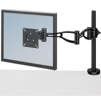 FELLOWES 8041601 DEPTH ADJUSTABLE MONITOR ARM