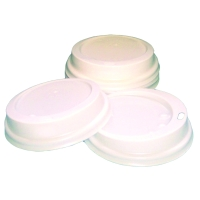 CATERPACK HOT CUP LIDS FOR 355ML CUPS - PACK OF 100