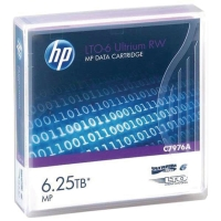 HP C7976A LTO6 ULTRIUM DATA CARTRIDGE 6.25 TB