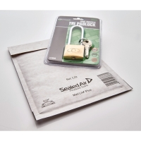 MAIL LITE PLUS POSTAL BAGS 150 X 210MM (6 X 8 1/4INCH) - BOX OF 100