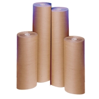 KRAFT WRAPPING PAPER 90GSM - 600MM X 250M ROLL