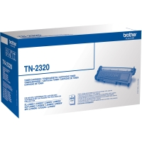 BROTHER TN2320 TONER CARTRIDGE BLACK
