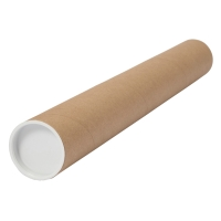 POSTAL TUBES 430 X 50MM - BOX OF 25