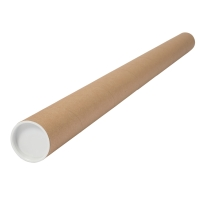 POSTAL TUBES 865 X 50MM - BOX OF 25