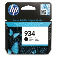 HP 934 Black Original Ink Cartridge (C2P19AE)