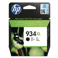 HP 934XL High Yield Black Original Ink Cartridge (C2P23AE)