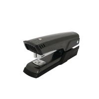 MAPED ADVANCED HALF-STRIP STAPLER - DARK GREY