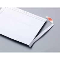 REXEL CRYSTALFILE WHITE LATERAL SUSPENSION FILE INSERTS - PACK OF 50