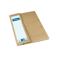 LYRECO BUFF FOOLSCAP TRANSFER CASE - BOX OF 50