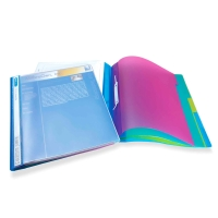 RAPESCO PROJECT FILE A4+ 5 PART ASSORTED COLOUR - PACK OF 5
