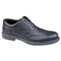 DELTAPLUS RICHMOND SAFETY SHOE BLACK SIZE 10