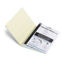 DURABLE VISTOR BOOK REFILL PACK OF 300
